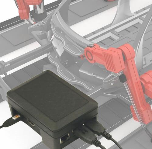 Elcometer 456 Coating Thickness Gauge / Digital Dry Film Thickness Gauges (DFTG) Data Output Controller