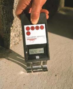 DM4A Moisture Meter