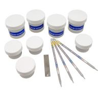 Salt Detection Surface Cleanliness Elcometer 134A Chloride Ion Test Kit for Abrasives