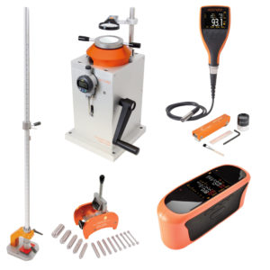 Elcometer Qualicoat Powder Coating Inspection Kit