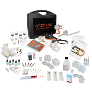 Elcometer Blasting Inspection Kits