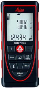 Laser Distance Meters Leica Disto X310 Laser Distance Meter