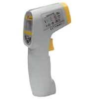 8889 Digital Mini Gun Infra Red Thermometer