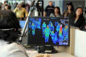 IR-CAM-Fever Infrared Body Surface Temperature Rapid Screening Camera
