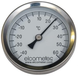 Elcometer 113 Magnetic Thermometer