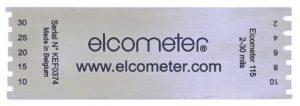 Elcometer 115 Wet Film Combs